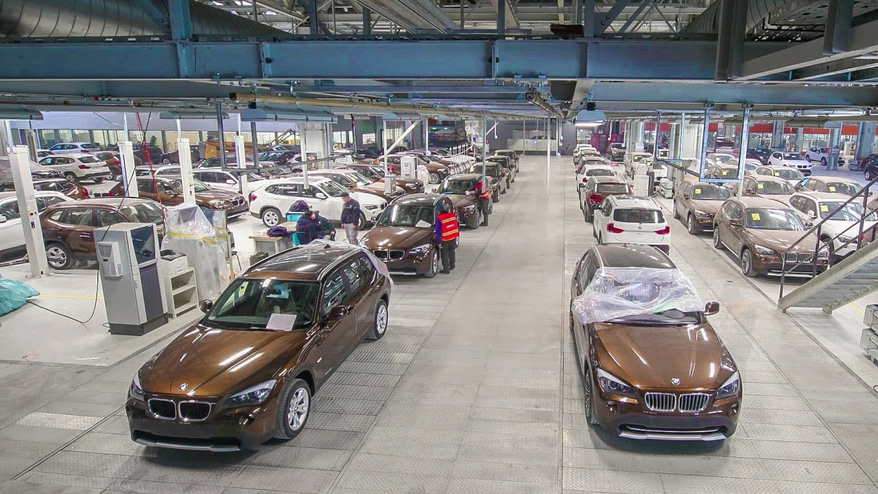 BMW dan Tencent Bangun Pusat Komputasi untuk Kembangkan Mobil Swakemudi di Cina