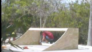 Building A 3 Ft Quarter Pipe For Skateboards