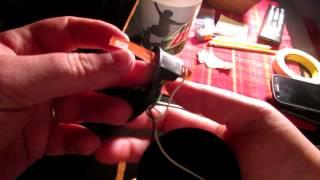 Solar Outdoor Lights AAA Batteries Dollar Tree
