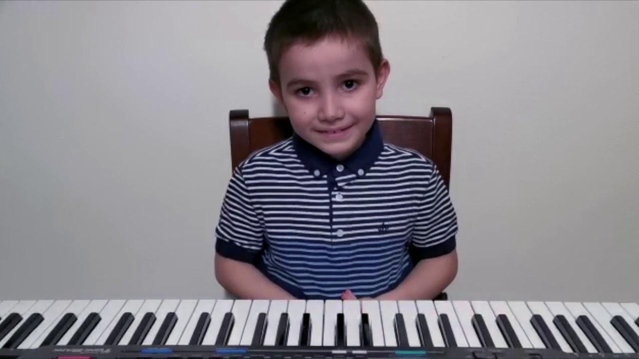 Saggio virtuale di pianoforte 2020