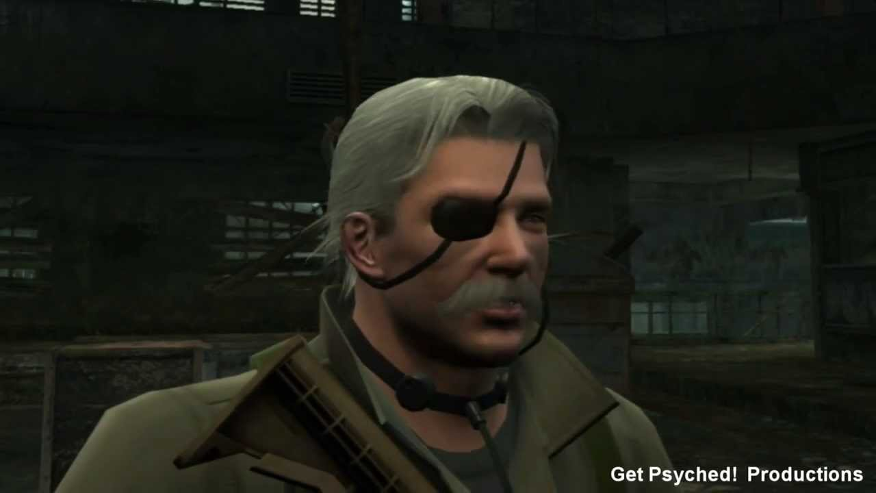 Metal Gear 2 Solid Snake Mgo Rendition Director S Cut Part 10 Big Boss