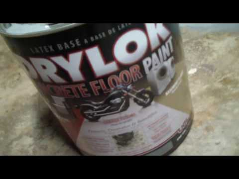 painting-the-basement-floor-after-black-mastic-removed,-home-remodel-fixer-upper-part-17