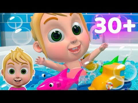 Wash And Brush | Mary's Nursery Rhymes & More 30+ Min