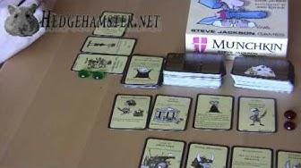 Munchkin - Spielablauf