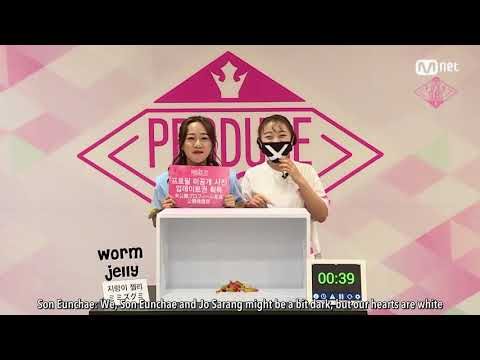 ENG SUB PD48 48 Special  Hidden Box Mission  Son Eunchae vs Jo Sarang Million Market