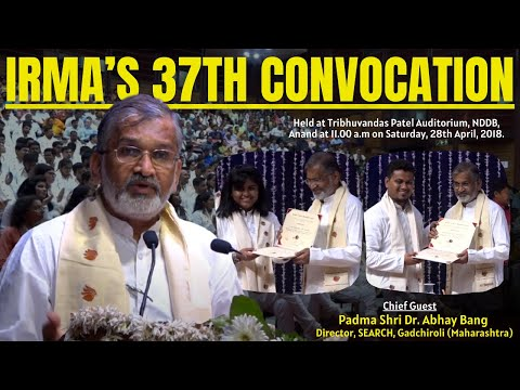 IRMA's 37th Convocation