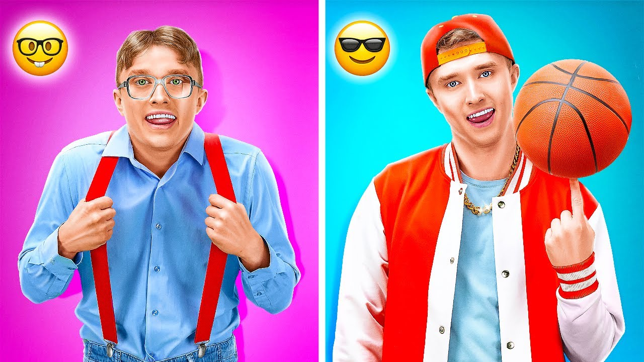BOYS VS GIRLS    Life Is Unfair Funny Situations Back to School by 123 GO! SCHOOL