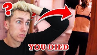 Download MY GIRLFRIEND KILLED ME? (Press X Not To Die) Mp3 and Videos