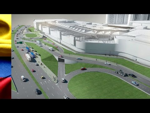 Bogotá tendrá El Edén: el centro comercial más grande De Colombia 2017