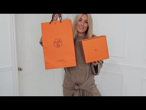 HERMES (VERY RARE) BAG REVEAL!! AND THEN THERE WERE 6! HOW TO GET A HERMES BAG (IN PARIS/LONDON)