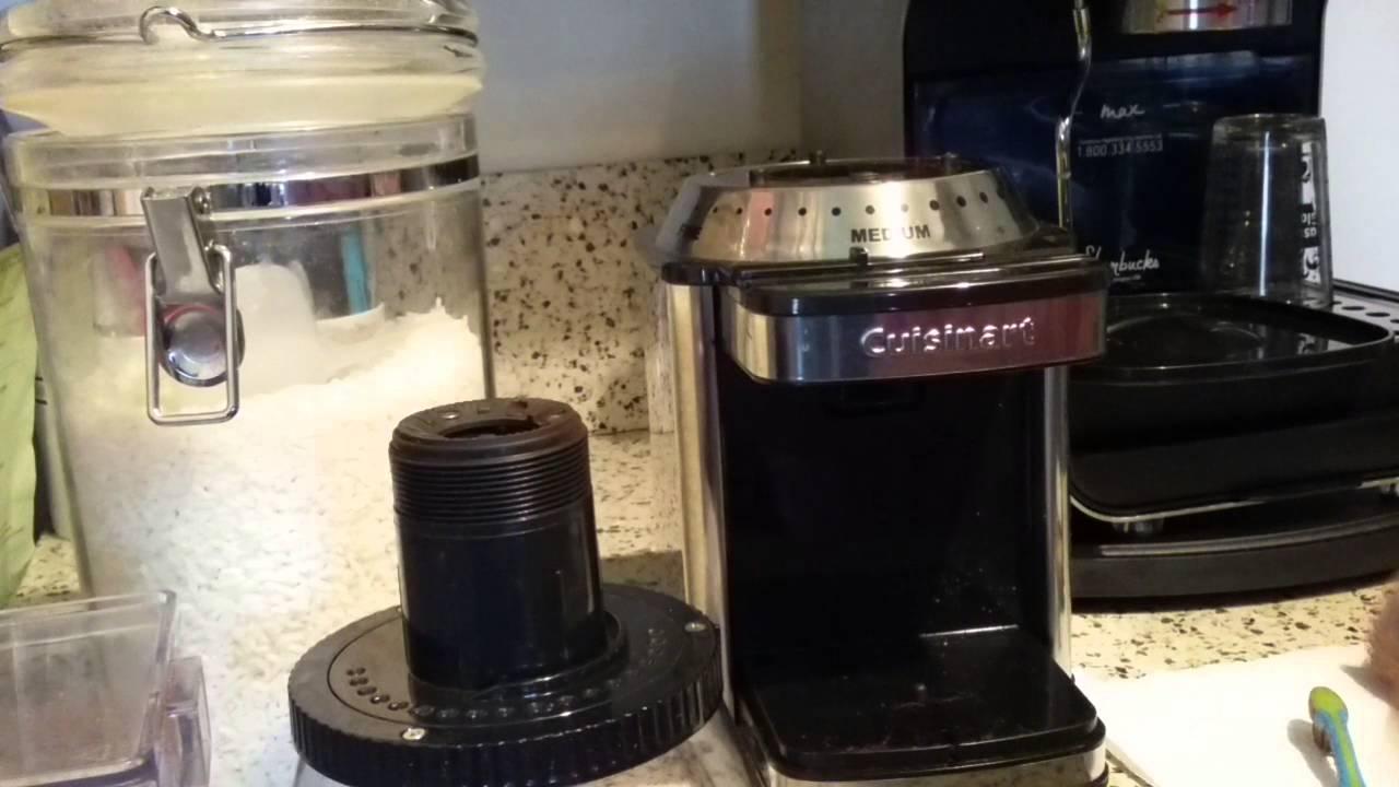 how to clean coffee grinders
