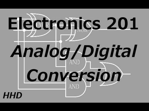 Electronics 201: Analog/Digital Conversion