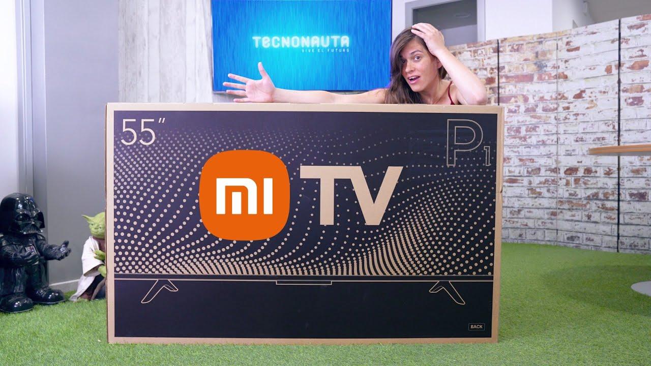 MI NUEVA TV XIAOMI!!!!!!! ¿Se les fue la mano?