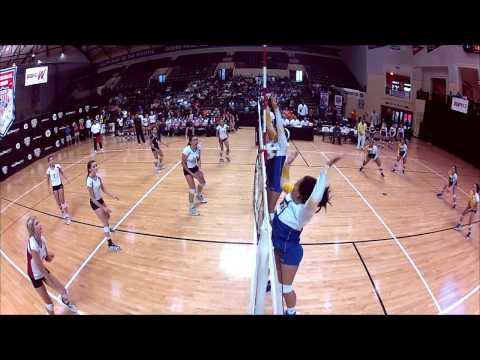 2013 AAU Volleyball Nationals - 13U Highlights