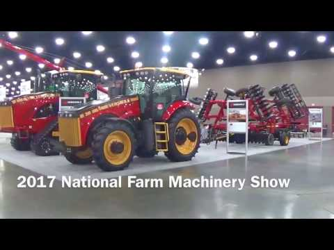 2017 National Farm Machinery Show - Louisville Kentucky