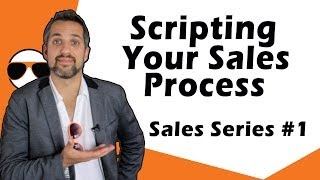 Sales Training: How to script your sales pitch process to close more sales - #videospot