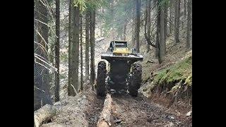 LKT 81Turbo🌲Lesny Kolesovy Traktor 81T
