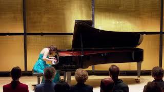 Adela Liculescu plays Liszt - Hungarian Rhapsody no 2