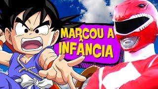 15 SÉRIES JAPONESAS QUE MARCARAM A INFÂNCIA! (ft. Jack - Bunka Pop)