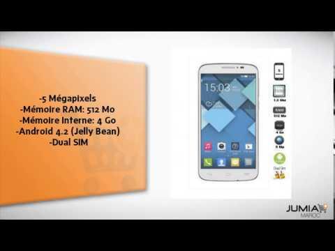 Alcatel - Pop C7 - Jumia Maroc