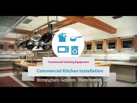 Commercial Catering Equipment Installation UK | Supplies | Caterline Commercial Kitchens Ltd