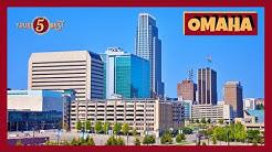 OMAHA, Nebraska - 4K Drone Video Tour