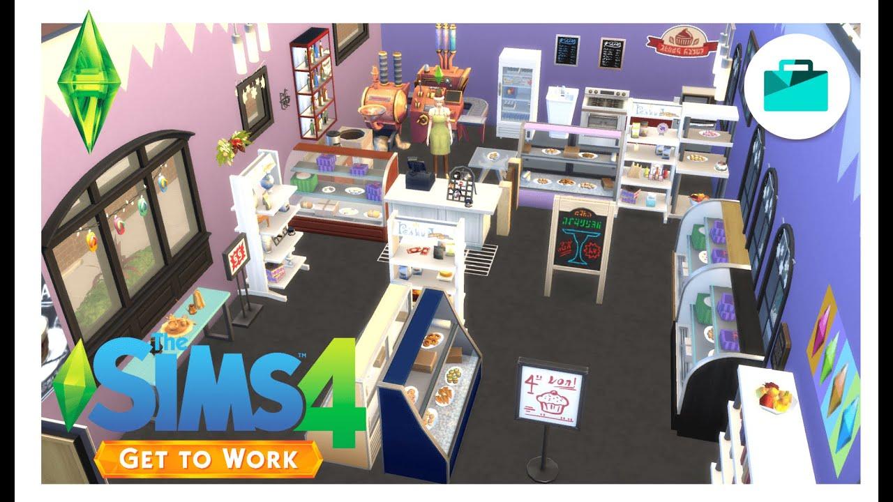 The Sims4 [Get To Work] เปิดร้านขายของกับสามี2แฝด💕   the sims 4 ร้านอาหาร สูตรเนื้อหาที่เกี่ยวข้องล่าสุดทั้งหมด