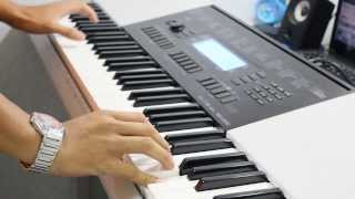 Sam Tsui ft  Kina Grannis   Bring Me The Night Piano Cover