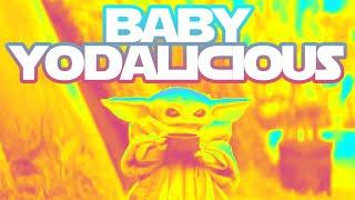 Baby Yodalicious ft. The Mandalorian (Fergalicious Parody)