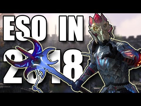 Is ESO Worth Playing in 2018?