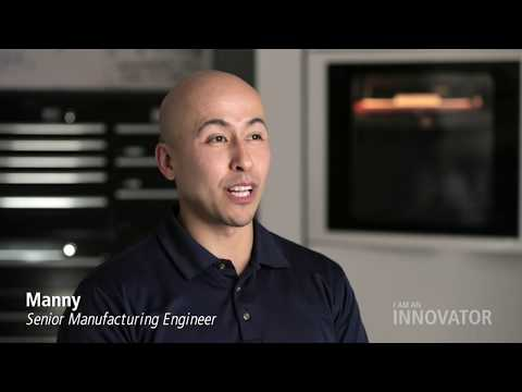 I am an Innovator: Additive Manufacturing