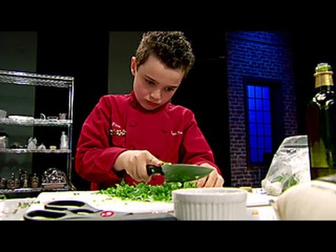 The Kids' Final Challenge on Rachael vs. Guy: Kids CookOff