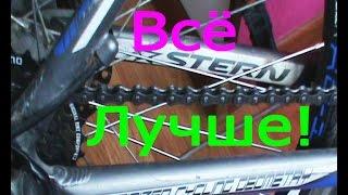 Улучшение велосипеда-скорость(Улучшение велосипеда спортивного велосипеда.Покрышка велосипеда с антипроколом.Покрышка велосипеда свет..., 2015-08-29T10:22:06.000Z)