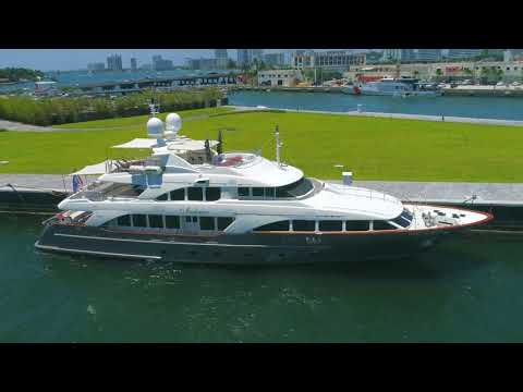 120' Benetti Superyacht Video Tour by MVP