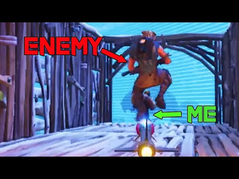 Enemy Rode My Rocket and Killed Me (Guided Missile)