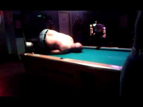Drunk Guy Trys To Slide Pooltable For Beer Fail YouTube - Pool table movers toledo ohio