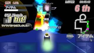 【Unity】ルナティックレースPV【自作レースゲーム】}