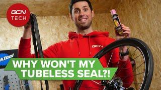 튜브리스 타이어를 사용하는 경우에도 내부 튜브를 휴대해야하는 이유 | 월요일 점검
