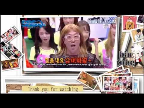 Idol Star Athletics Championships Chuseok Special Episode 1 2015