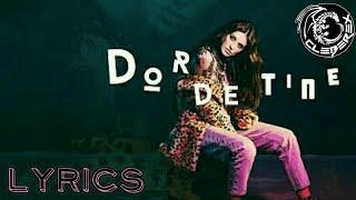 Antonia - Dor de tine (Lyrics Versuri Video)