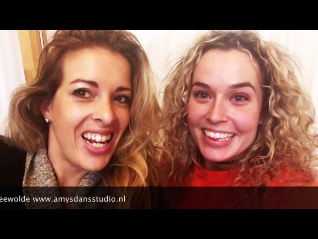 Amy's Dans Studio ft.  Ginny Pauw Promo 5 jarig bestaan