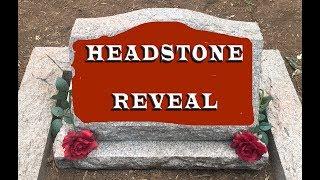 Drax Shadows Headstone Reveal