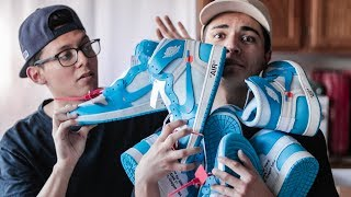 How we purchased these limited sneakers