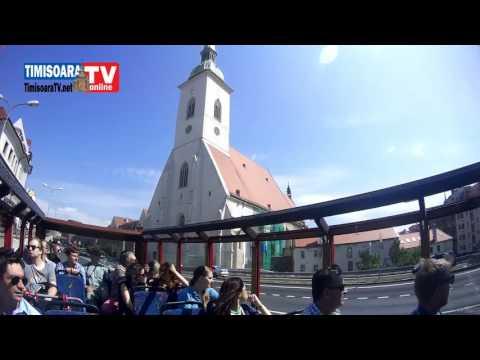 Bratislava tour visit
