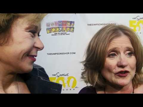 THE SIMPSONS: Yeardley Smith talks about reaching 500 episodes