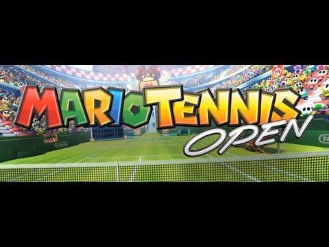 Mario Tennis Open - Customization Trailer
