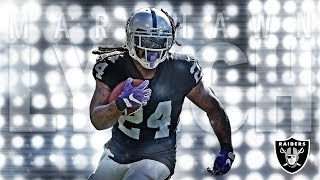 Marshawn Lynch 2017-18 Raiders Highlights || HD