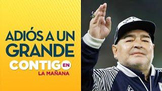Murió Diego Armando Maradona a los 60 años - Contigo En La Mañana
