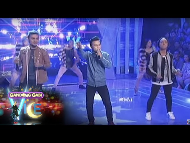 GGV: Froilan, Sam, and Noven sing Don't Stop Believin'