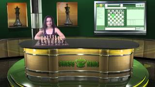 "Intro to DVD ""How to improve at Chess Thanks to Chess King"" by Alexandra Kosteniuk"